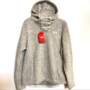 The North Face Crescent Hoody Pullover Wild Oat L